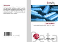 Bookcover of Taurolidine