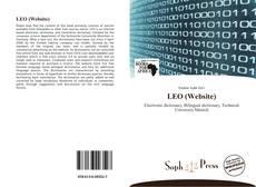 Couverture de LEO (Website)