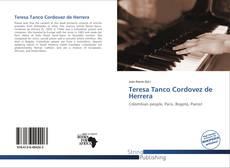 Portada del libro de Teresa Tanco Cordovez de Herrera