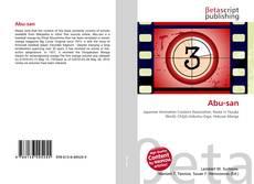 Bookcover of Abu-san