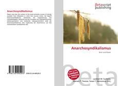 Bookcover of Anarchosyndikalismus