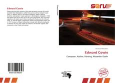 Bookcover of Edward Cowie