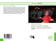 Обложка Ruth Crawford Seeger