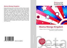 Buchcover von 4koma Manga Kingdom