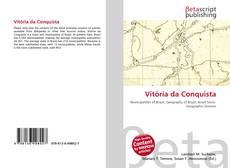 Portada del libro de Vitória da Conquista