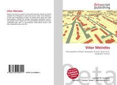 Capa do livro de Vitor Meireles