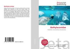 Bookcover of Bathylaconidae