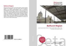 Bookcover of Bathurst Region