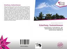 Copertina di Esterhazy, Saskatchewan