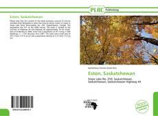 Copertina di Eston, Saskatchewan