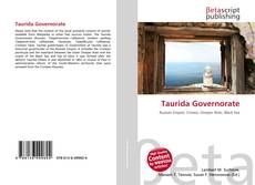 Bookcover of Taurida Governorate