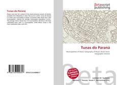 Copertina di Tunas do Paraná