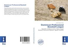 Bookcover of Dominican Professional Baseball League
