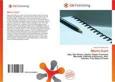 Bookcover of Mario Carli