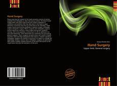 Capa do livro de Hand Surgery