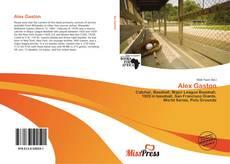 Alex Gaston kitap kapağı