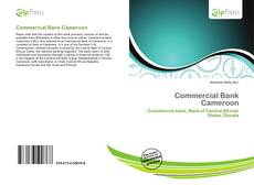 Bookcover of Commercial Bank Cameroon