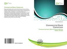 Commercial Bank Cameroon的封面