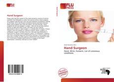 Обложка Hand Surgeon
