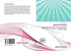 Bookcover of Jack Fairman
