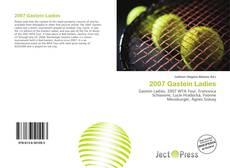 Capa do livro de 2007 Gastein Ladies