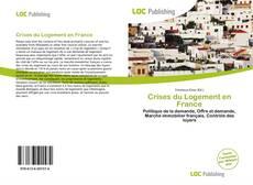 Capa do livro de Crises du Logement en France