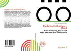 Bookcover of Digital Audio Stationary Head