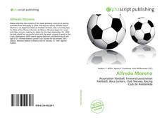 Capa do livro de Alfredo Moreno