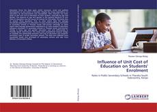 Couverture de Influence of Unit Cost of Education on Students' Enrolment