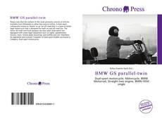 BMW GS parallel-twin的封面