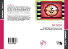 Portada del libro de Joe Palma