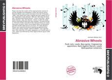 Capa do livro de Abrasive Wheels