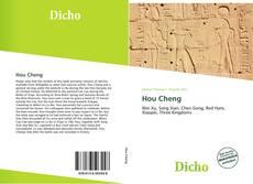 Portada del libro de Hou Cheng