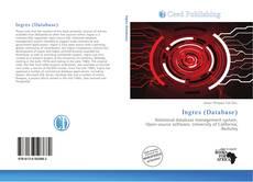 Bookcover of Ingres (Database)