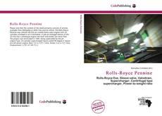 Copertina di Rolls-Royce Pennine