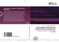 Portada del libro de Atmospheric Chemistry Observational Databases
