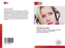 Buchcover von Casque Audio
