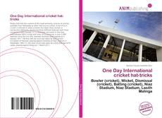 Couverture de One Day International cricket hat-tricks