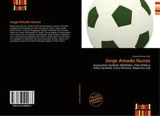 Jorge Amado Nunes kitap kapağı