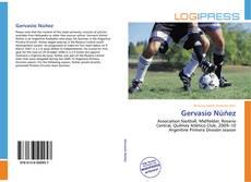 Capa do livro de Gervasio Núñez
