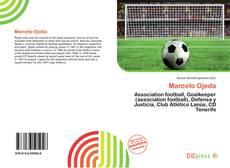 Capa do livro de Marcelo Ojeda