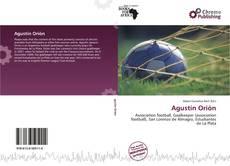 Bookcover of Agustín Orión