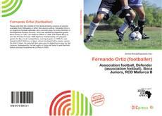 Buchcover von Fernando Ortiz (footballer)