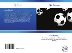 Copertina di Juan Paletta