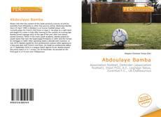 Обложка Abdoulaye Bamba