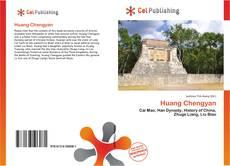 Huang Chengyan kitap kapağı
