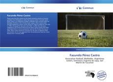 Capa do livro de Facundo Pérez Castro
