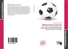 Portada del libro de Matías Pérez García