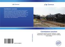 Copertina di Coimbatore Junction