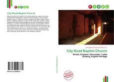 Обложка City Road Baptist Church